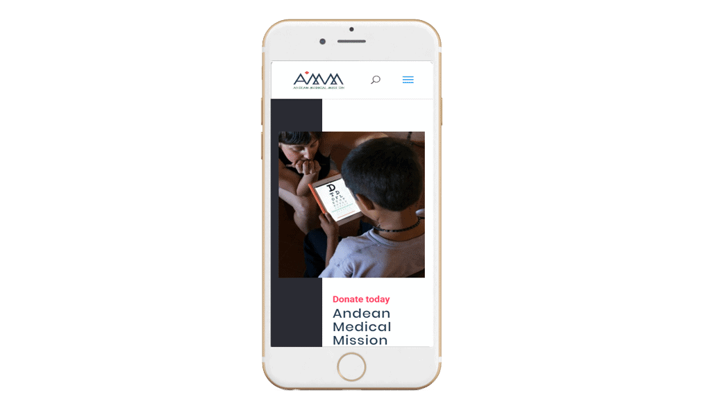 AMM – Mobile Web